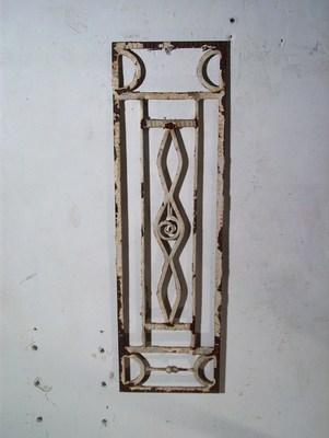 Uitgelezene Gallery :: Smeed- en gietijzeren ornamenten (klik op de foto voor OA-99
